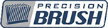 Precision Brush Logo